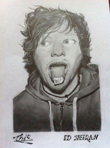 Ed Sheeran by chris7
